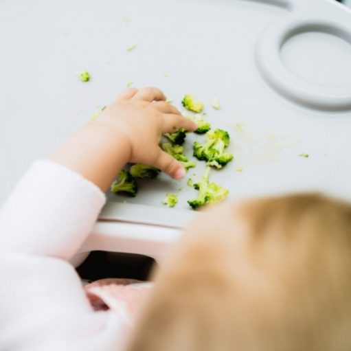 soft foods to start on to keep baby safe