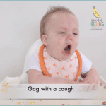 Baby gagging