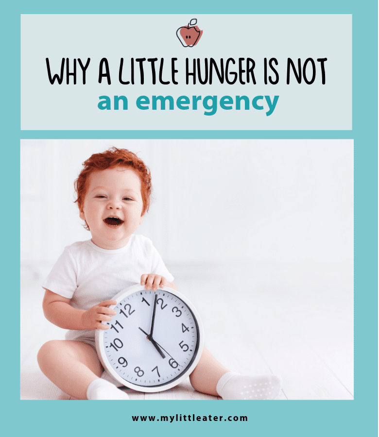 toddler hunger is not an emergency