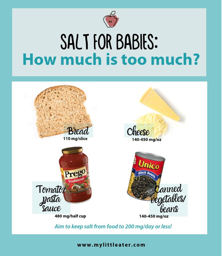 salt for baby