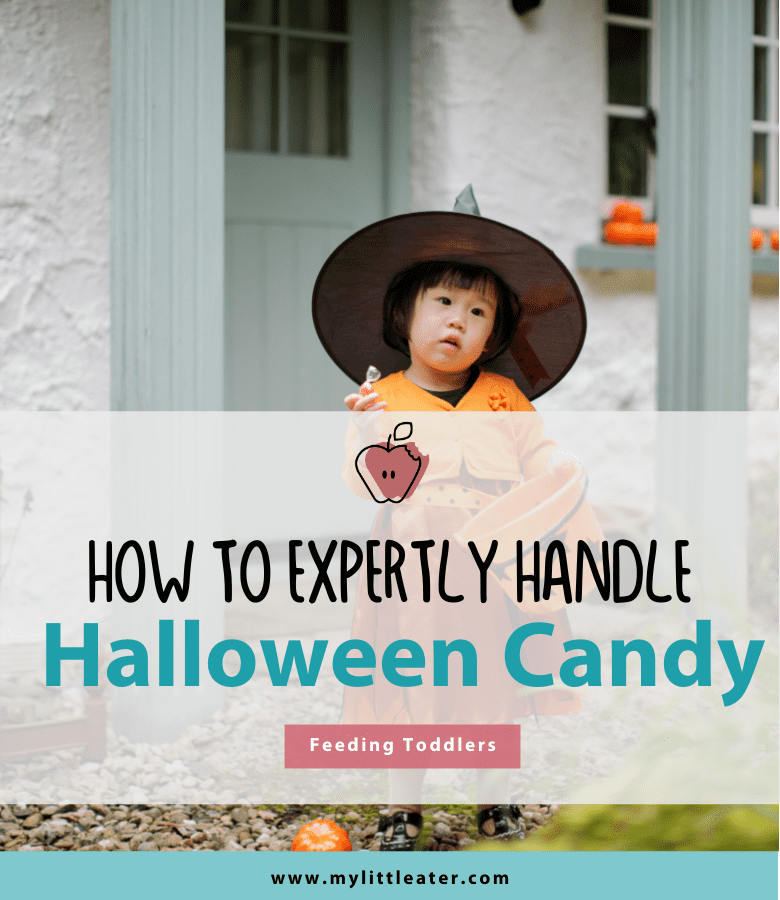 how to expertly handle halloween candy like a dietitian
