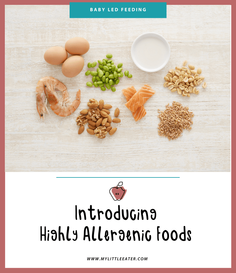 Introducing allergenic foods