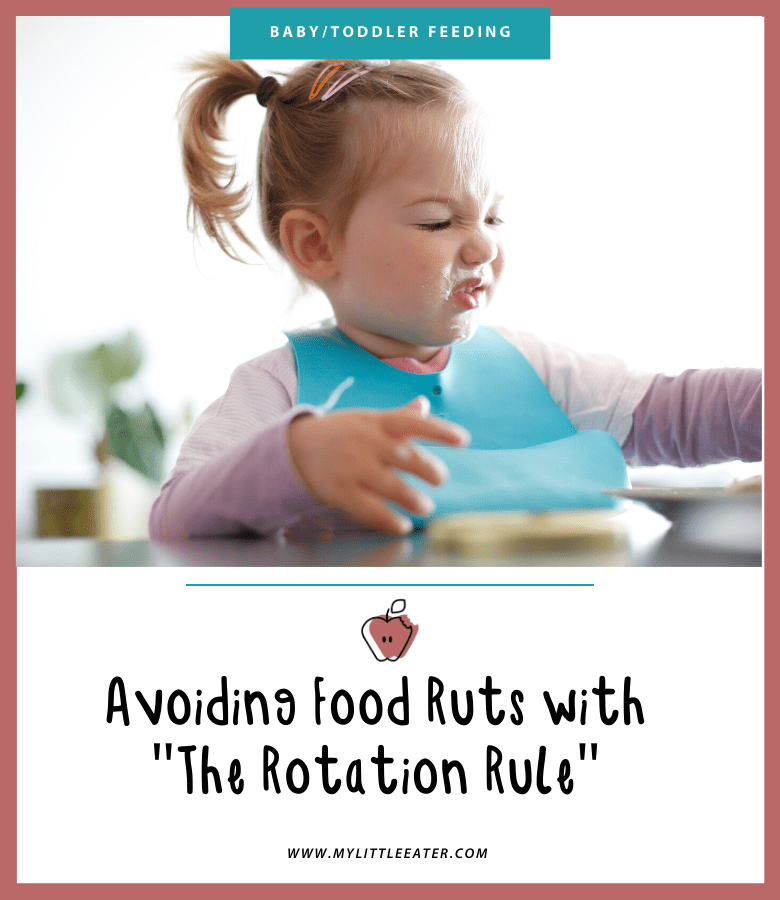 avoiding food ruts with the rotation rule