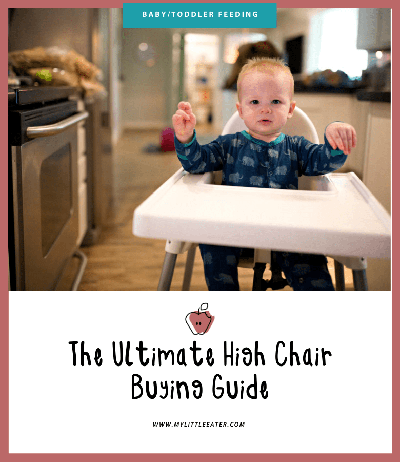 Ultimate highchair buying guide