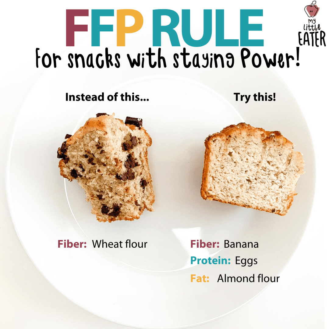 FFP Rule for snacks with staying power!
