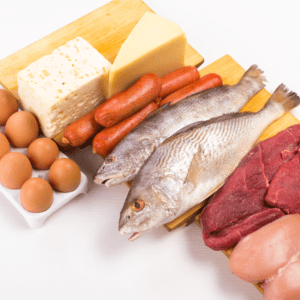 Protein needs for your toddler