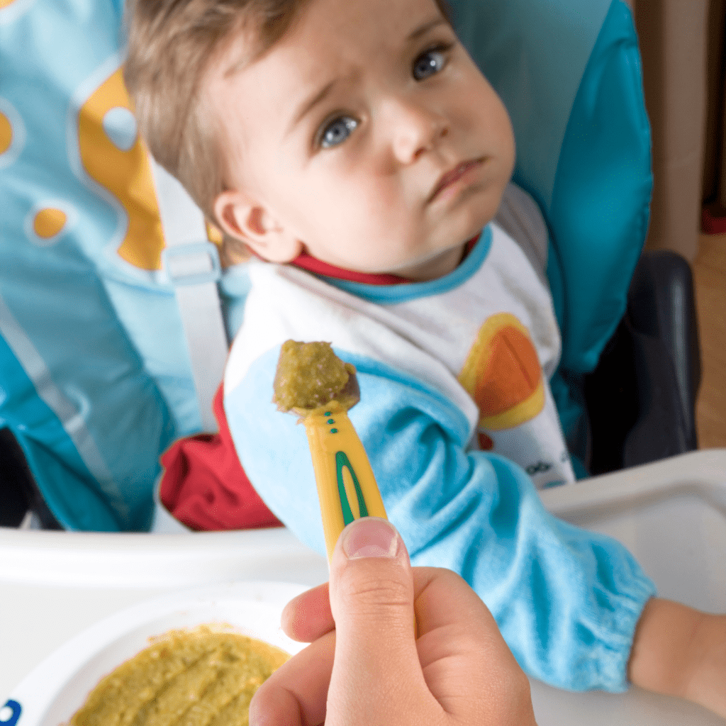 hiding veggies from your toddler