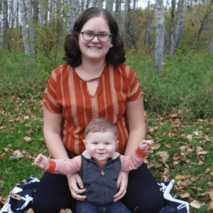 interview with mama about baby led feeding