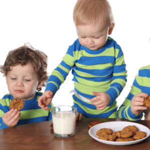 bedtime snacks for toddlers