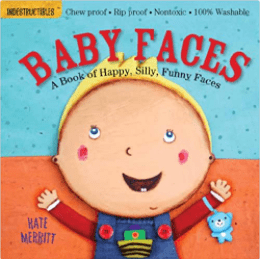 Baby Faces by Kate Merritt.