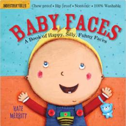 Baby Faces by Kate Merritt.