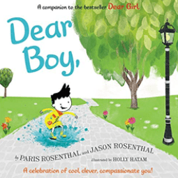 Dear Boy, by Paris Rosenthal & Jason Rosenthal.