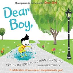 Dear Boy, by Paris Rosenthal & Jason Rosenthal.