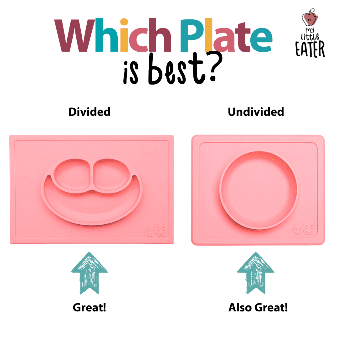 Instagram: @mylittleeater Topic: Divided vs. Undivided plates