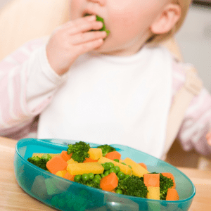 can plant based babies be healthy?